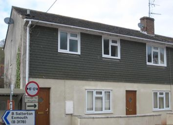 Thumbnail 3 bedroom flat to rent in Crosstree, 1-3 Ottery Street, Otterton, Devon