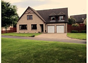 Thumbnail 4 bed detached house for sale in Fare View Torphins, Banchory