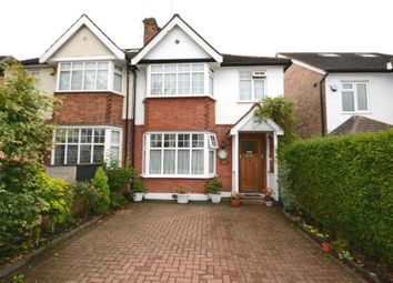 Thumbnail 3 bed semi-detached house for sale in Nethercourt Avenue, London