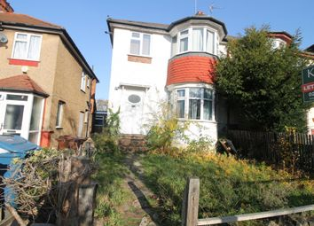 Thumbnail 1 bed maisonette to rent in Shaftesbury Avenue, South Harrow, Harrow