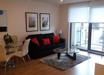 Thumbnail 2 bed flat to rent in Aqua Visa, Bow Common Lane, London