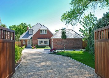 Thumbnail 4 bedroom detached house for sale in Lower Pennington Lane, Lymington