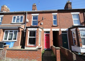 Thumbnail 3 bedroom terraced house for sale in Florence Road, Thorpe Hamlet, Norwich