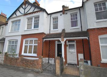 Thumbnail 3 bed terraced house to rent in Longmead Road, Tooting, London
