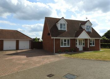 Thumbnail 3 bed property for sale in Spring Court, Wereham, King's Lynn