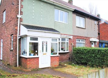 Thumbnail 2 bed semi-detached house for sale in Thames Avenue, Jarrow