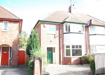 Thumbnail 3 bed semi-detached house to rent in St. Lukes Grove, York, North Yorkshire