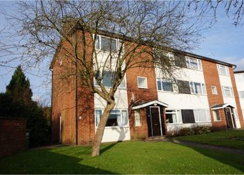 Thumbnail 2 bedroom flat for sale in Fairlawn Close, Leamington Spa