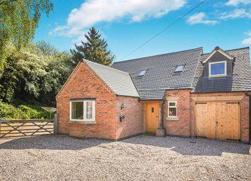 4 bed bungalow for sale in Burton Road, Measham, Swadlincote, Derbyshire DE12