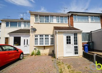 Thumbnail 3 bed terraced house for sale in Brampton Close, Corringham, Stanford-Le-Hope