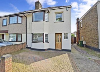 Thumbnail 3 bed semi-detached house for sale in Elsa Road, Welling, Kent