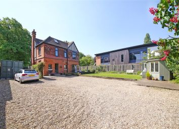 Thumbnail 5 bed detached house for sale in Cemetery Lane, London