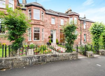Thumbnail 3 bed terraced house for sale in Midlothian Drive, Waverley Park, Glasgow