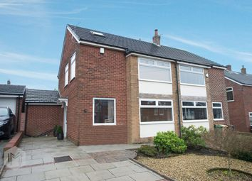 Thumbnail 3 bedroom semi-detached house for sale in Astley Road, Bolton