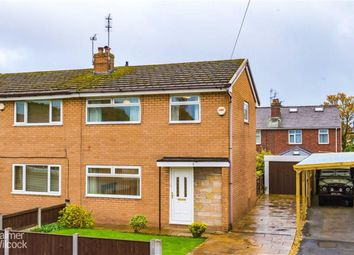 Thumbnail 3 bed semi-detached house for sale in Mallory Drive, Leigh, Lancashire