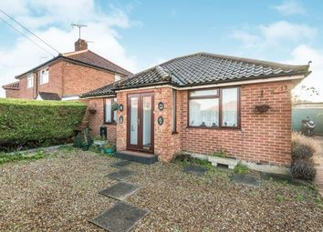 Thumbnail 3 bedroom bungalow for sale in Norwich, Norfolk, .