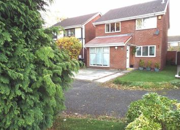 Thumbnail 3 bed detached house for sale in Westleigh Lane, Leigh