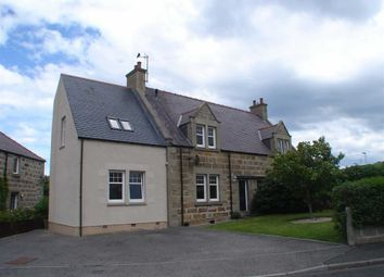 Thumbnail 4 bed semi-detached house for sale in Victoria Place, Cullen, Buckie
