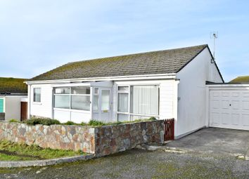 Thumbnail 2 bed detached bungalow to rent in Gibbons Fields, Mullion, Helston
