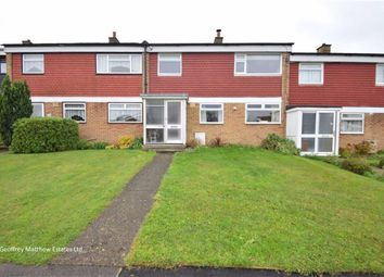Thumbnail 3 bed terraced house for sale in Radburn Close, Harlow, Essex