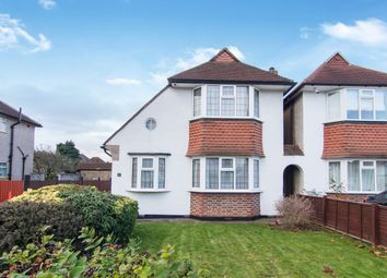 Thumbnail 3 bedroom semi-detached house for sale in Lawrence Avenue, Old Malden, Worcester Park