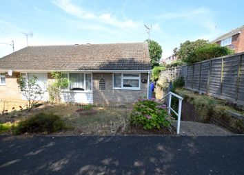 Thumbnail 2 bed semi-detached bungalow for sale in Glanfield Walk, Bury St. Edmunds