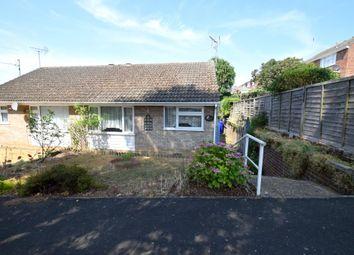 Thumbnail 2 bed semi-detached bungalow for sale in Glanfield Walk, Bury St. Edmunds