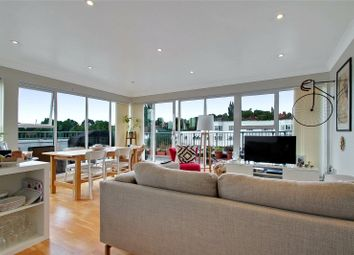 Thumbnail 2 bed flat for sale in Essence Court, 112 The Avenue, Wembley