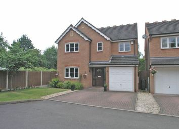Thumbnail 4 bed detached house for sale in Stourbridge, Wollaston, Belfry Drive