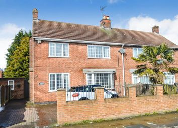 Thumbnail 3 bed semi-detached house for sale in Southwell Lane, Kirkby-In-Ashfield, Nottingham