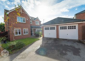 Thumbnail 4 bed detached house for sale in Priestfields, Leigh