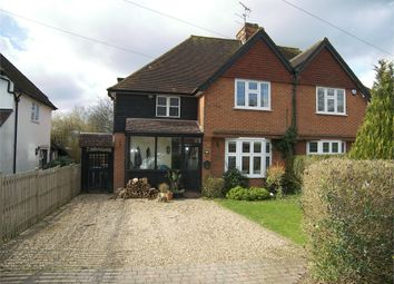 Thumbnail 3 bedroom semi-detached house for sale in Bradmore Way, Brookmans Park, Hatfield