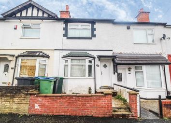 Thumbnail 2 bed terraced house for sale in Richmond Road, Smethwick, West Midlands, Birmingham