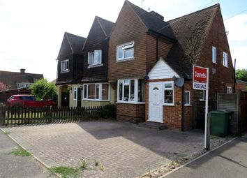 Thumbnail 3 bed semi-detached house for sale in Medway Avenue, Yalding, Maidstone