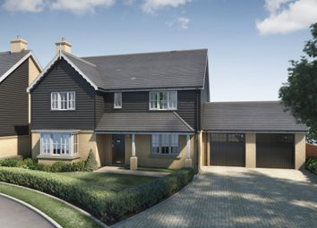 Thumbnail 5 bedroom detached house for sale in Herschel Place, Hawkhurst, Cranbrook