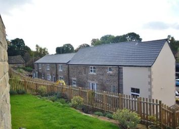 Thumbnail 2 bed mews house for sale in Chiverton Cottages, 27 Chesterfield Road, Dronfield