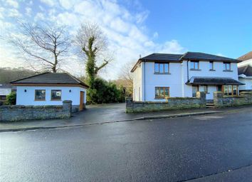 3 bed detached house for sale in Bude Haven Terrace, Norton, Swansea SA3