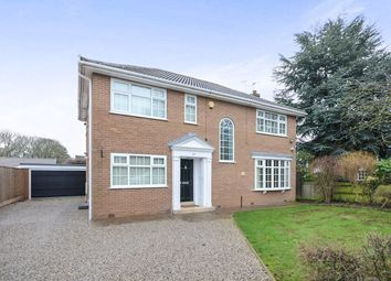 Thumbnail 4 bed detached house for sale in Bankside Close, Upper Poppleton, York