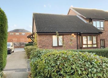 Thumbnail 2 bed bungalow for sale in St. Pauls Close, Oadby, Leicester, Leicestershire
