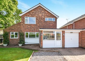 Thumbnail 4 bedroom link-detached house for sale in Pine Road, South Wootton, King's Lynn