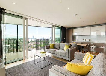 Thumbnail 3 bed flat to rent in Southwark Bridge, London