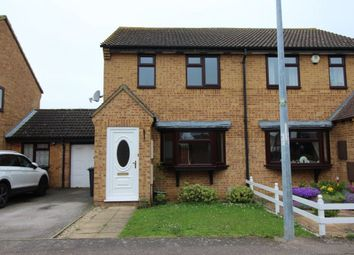 Thumbnail 3 bed property to rent in Harrier Way, Kempston, Bedford