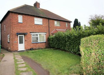 Thumbnail 3 bed semi-detached house to rent in Lansbury Road, Edwinstowe, Mansfield