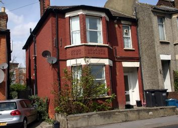 Thumbnail 2 bed end terrace house to rent in Manor Road, London