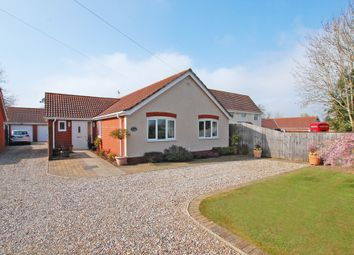 Thumbnail 3 bed detached bungalow for sale in London Road, Shadingfield, Beccles