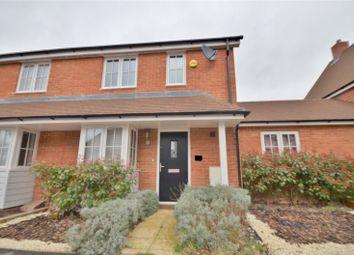 Thumbnail 3 bedroom semi-detached house to rent in Horley, Surrey