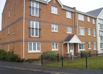 Thumbnail 2 bed flat to rent in Moorhen Close, Brownhills, Cannock