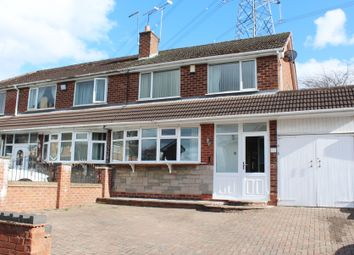 Thumbnail 3 bed semi-detached house for sale in Waltdene Close, Great Barr, Birmingham