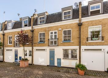Elnathan Mews, London W9. 3 bed terraced house