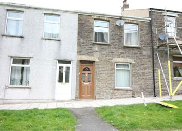 Thumbnail 3 bed terraced house for sale in Feeder Row, Cwmcarn, Newport, Caerphilly
